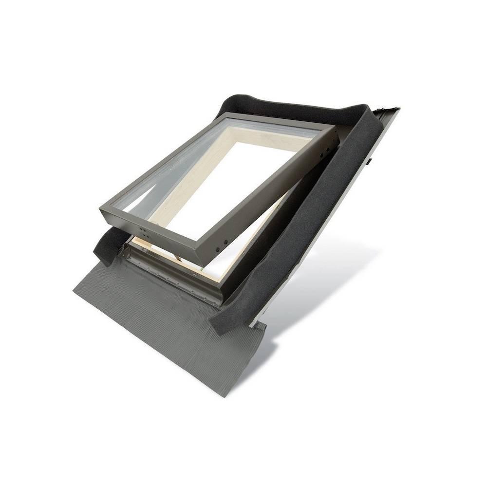 Fenstro 45cm x 73cm skylight roof light with integrated - Velux gaubenfenster ...