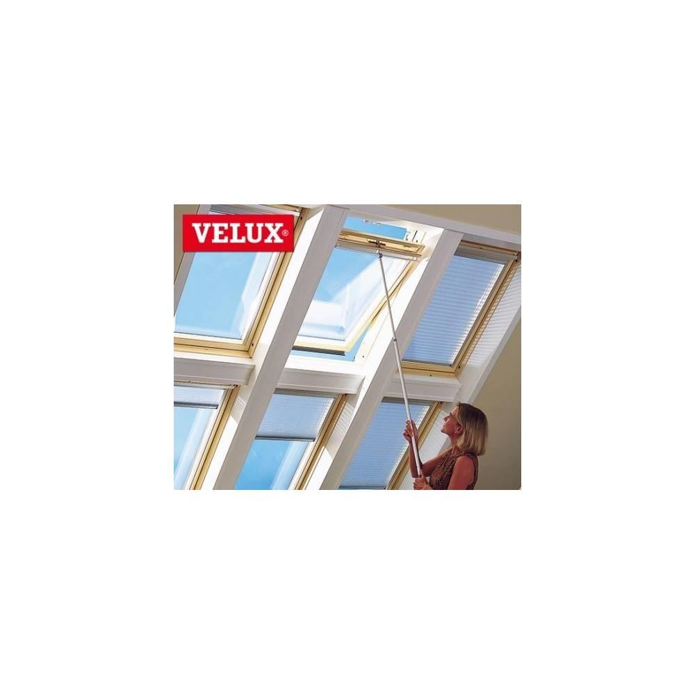 Velux zct 200 telescopic pole rod control 100 180 cm for 100 cm window box