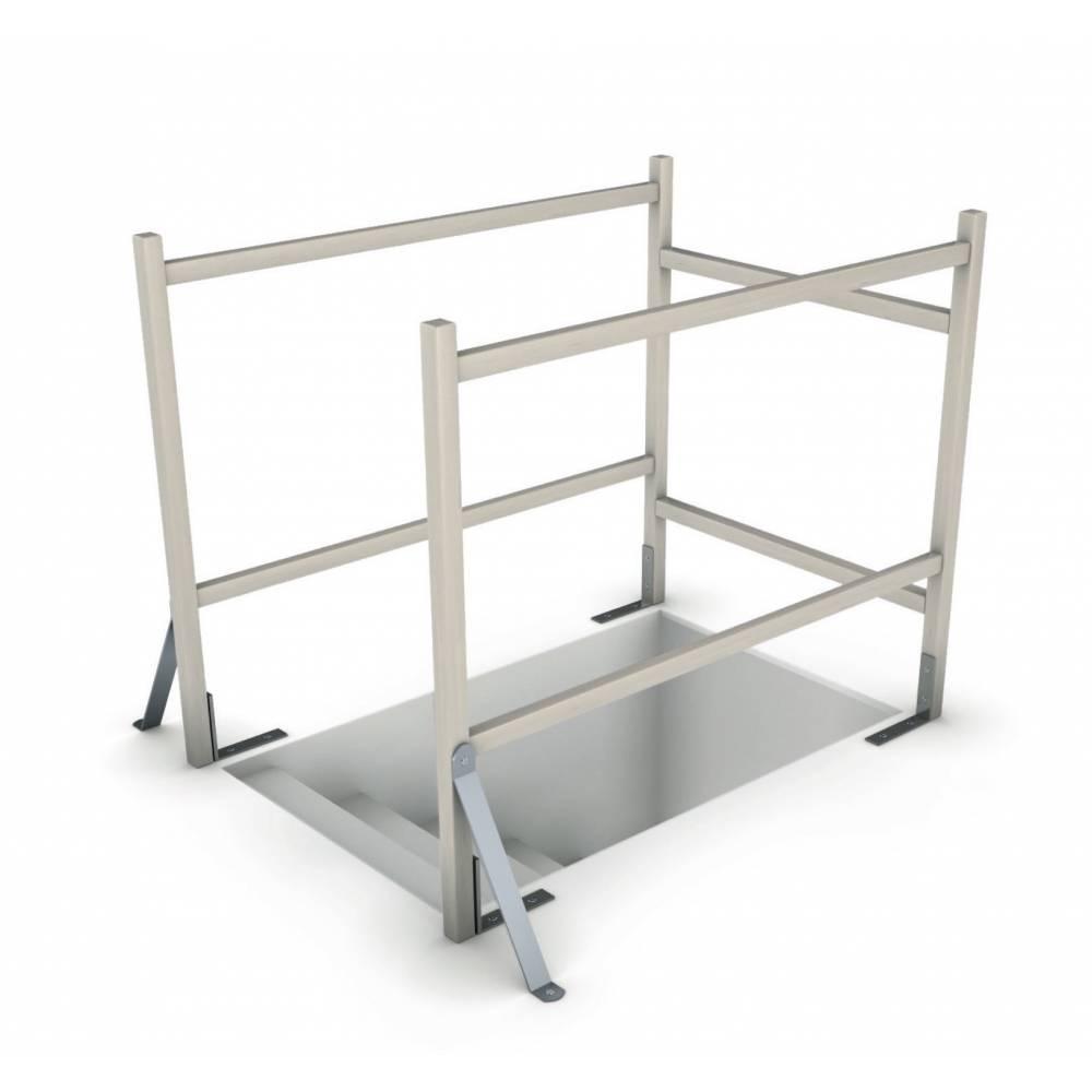 Wooden Loft Ladder Balustrade Sunlux