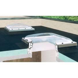 Fakro DRF 90cm x 120cm Flat Roof Access Window Triple Glazed (£ 1,536.73)