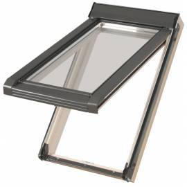Sunlux Timber 94cm x 118cm Centre Pivot Roof Window (£ 162.00)