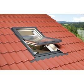 Fakro DXG 90x90 Fixed Flat Roof Window Double Glazed (£ 718.00)