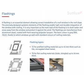 Fakro DXG 100x100 Fixed Flat Roof Window Double Glazed (£ 780.00)