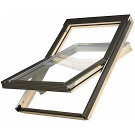 Fakro DXG 120x120 Fixed Flat Roof Window Double Glazed (£ 953.00)