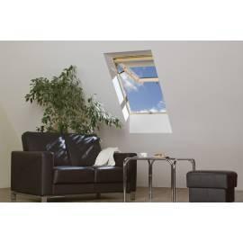 Fakro DXG 100x150 Fixed Flat Roof Window Double Glazed (£ 1,020.00)