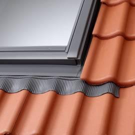 VELUX EDW CK02 Single Deep Profile Tile Flashing 55cm x 78cm