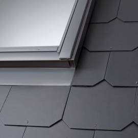 VELUX EDL CK02 Single Slate Flashing 55cm x 78cm