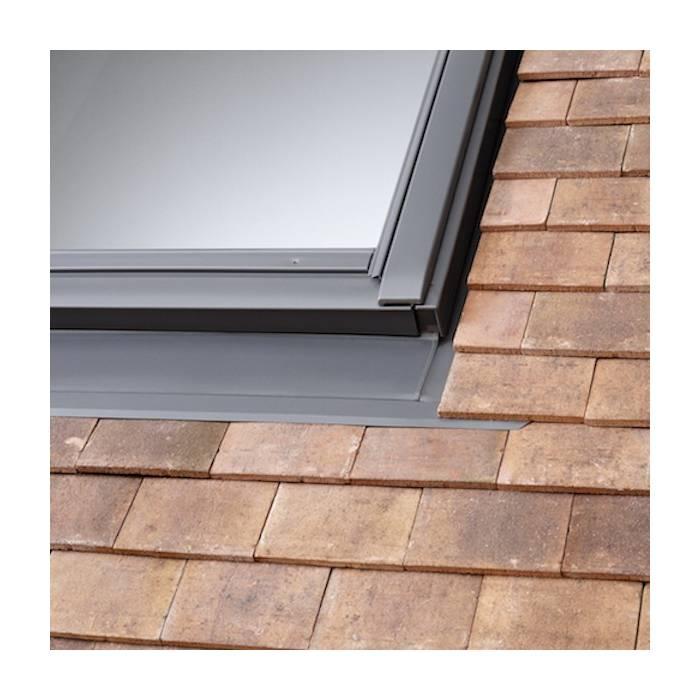 VELUX EDP CK02 Single Plain Tile Flashing 55cm x 78cm