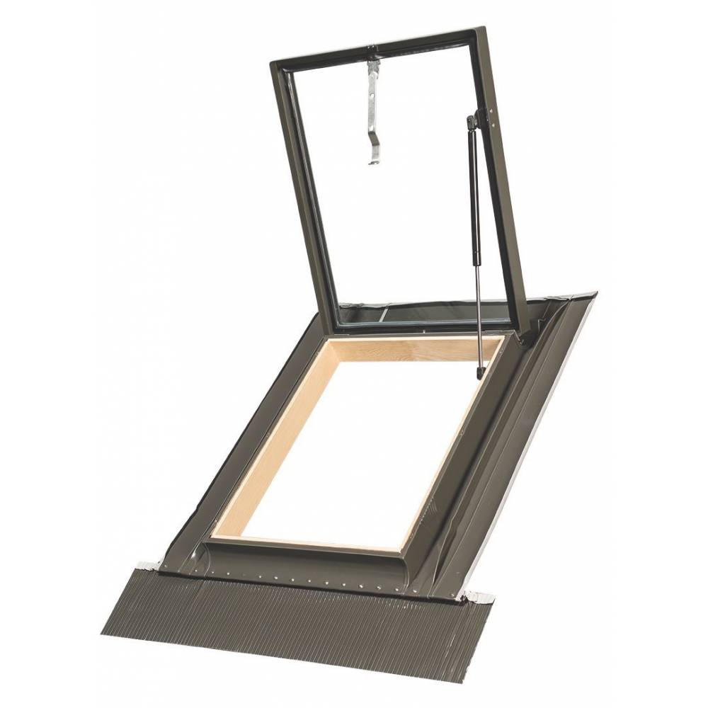 Fakro Wgi 46 X75cm With Gas Spring Skylight Access Roof