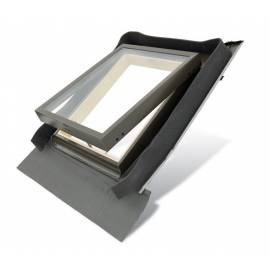 Fenstro 45cm x 55cm Skylight Roof light With Integrated Flashing