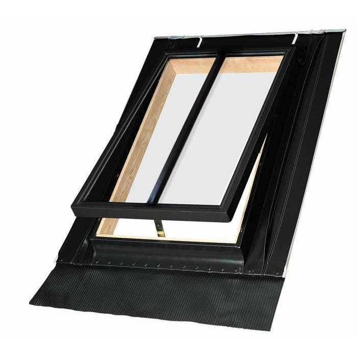 Fakro WGI/C 46cm x 75cm Top Hung Conservation Skylight Access Roof Window