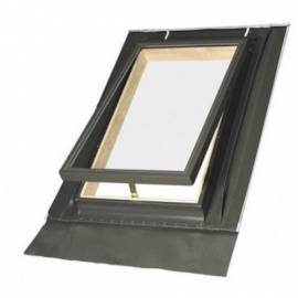 Sunlux 46cm x 55cm Skylight Roof light Exit With Integrated Flashing