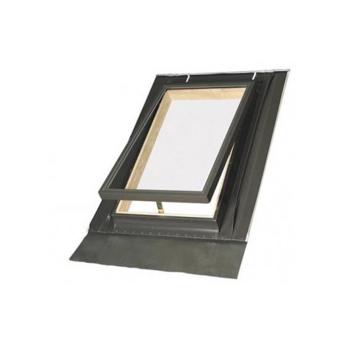 Sunlux 46cm x 75cm Skylight Roof light Exit With Integrated Flashing
