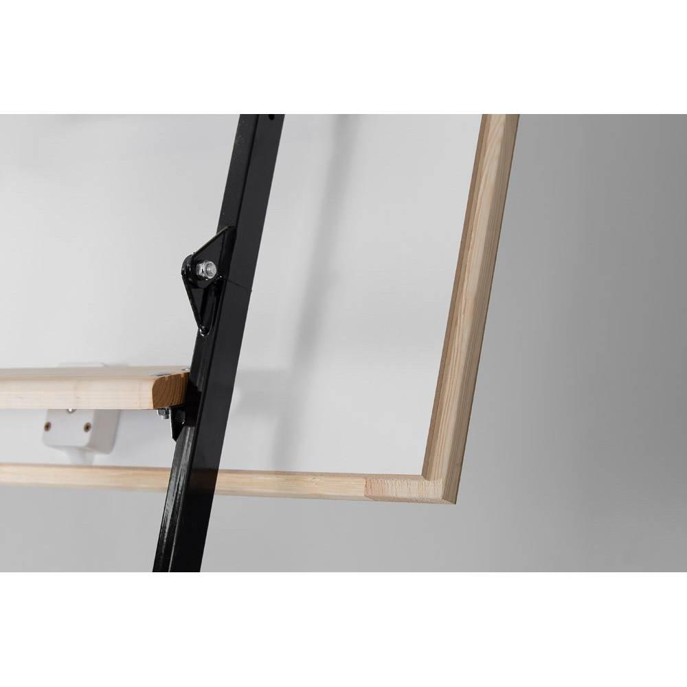 Mini 70cm X 80cm Wooden Metal Folding Loft Ladder Amp Hatch