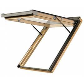 Optilight VK 78 x 98cm Top Hung Escape Exit Roof Window