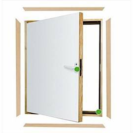 Fakro DWK 55 x 80cm L-Shaped Combination Loft Doors
