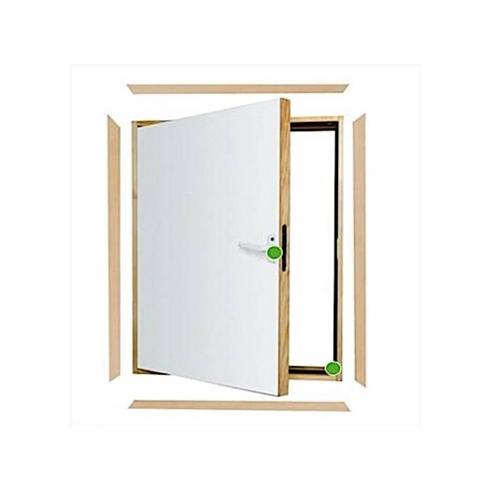 Fakro DWK 70 x 90cm L-Shaped Combination Loft Doors