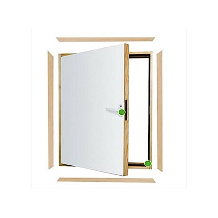 Fakro DWK 70 x 100cm L-Shaped Combination Loft Doors