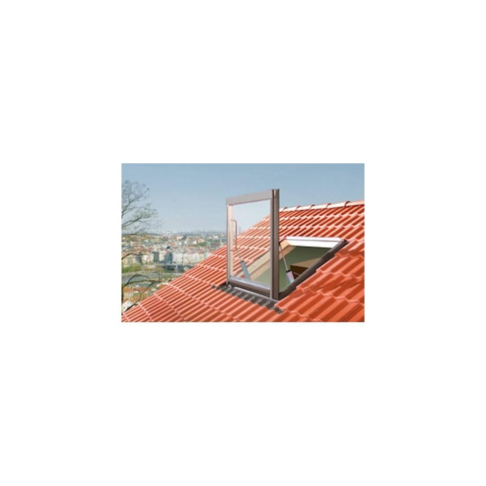 Fakro Fsp 94x140cm Smoke Ventilation Window Sunlux
