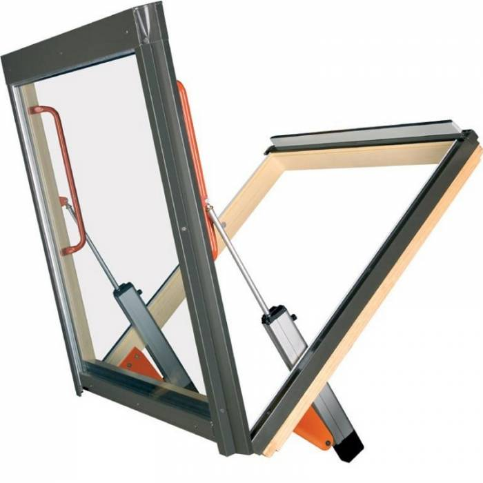 Fakro FSP 134x98cm Smoke Ventilation Window