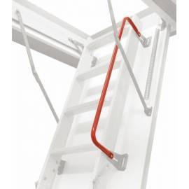 Red Handrail for Optistep and Eco 3 and 4 Section loft ladders