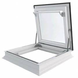Fakro DRF 100cm x 100cm Flat Roof Access Window Triple Glazed