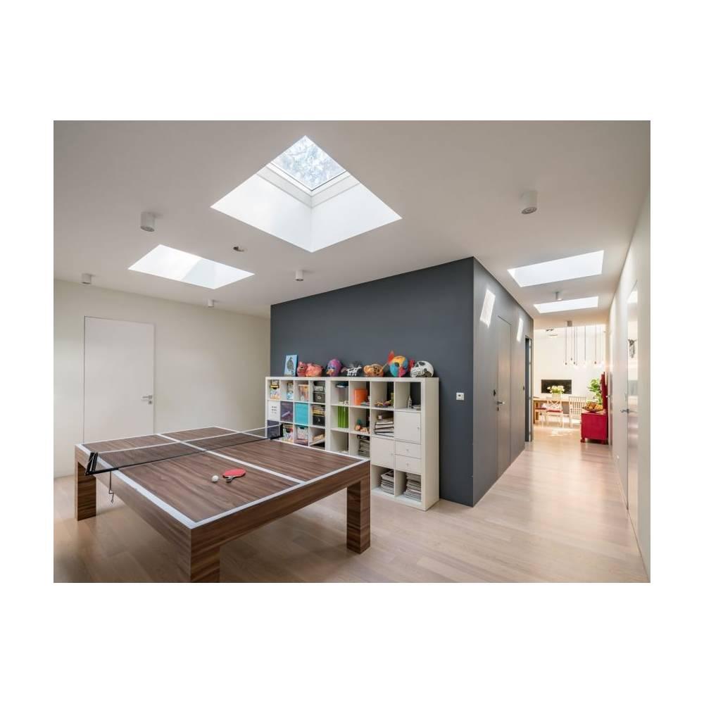 Fakro Dxg 60x90 Fixed Flat Roof Window Double Glazed Sunlux