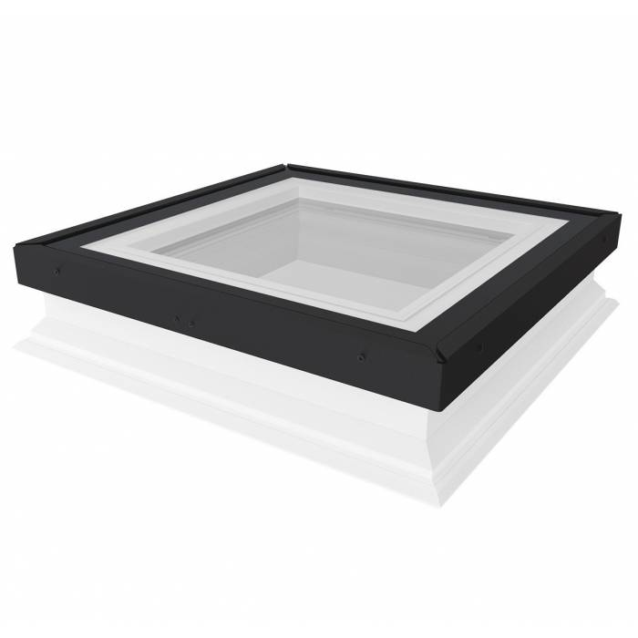 Fakro DXG 60x60 Fixed Flat Roof Window Double Glazed