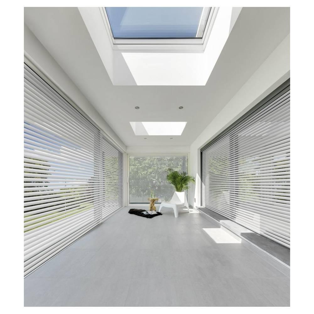 Fakro Deg 60 X 90cm Electric Opening Flat Roof Window