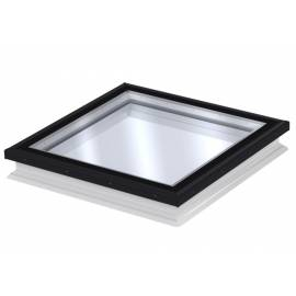 Velux CFP 090090 Fixed Flat Glass Roof Window 90cm x 90cm CFP 0073QV + ISD 2093