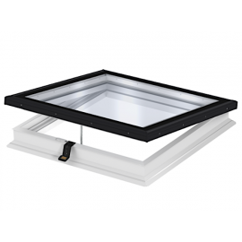Velux Integra CVP 080080 Electric Flat Glass Rooflight 80cm x 80cm CVP 0673QV + ISD 2093