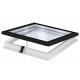 Velux Integra CVP 090090 Electric Flat Glass Rooflight 90cm x 90cm CVP 0673QV + ISD 2093