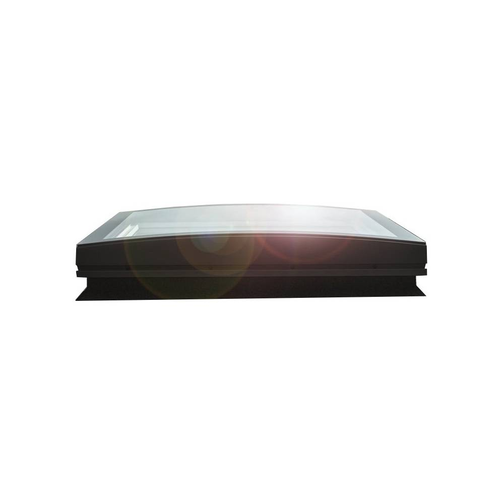 Velux Cfp 060060 Fixed Curved Glass Rooflight 60cm X 60cm