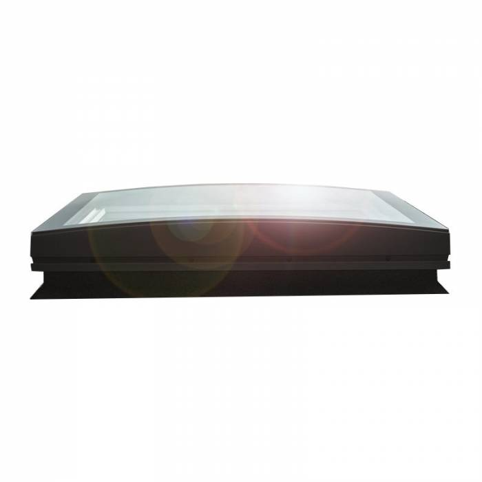 Velux CFP 060060 Fixed Curved Glass Rooflight 60cm x 60cm CFP 0073QV + ISD 1093