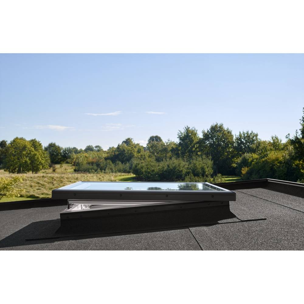 Velux Integra Cvp 100100 Electric Flat Glass Rooflight