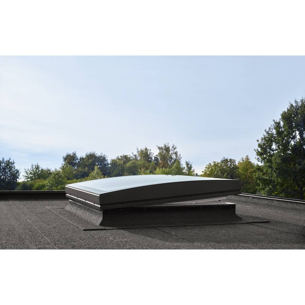 Velux Cvp Integra 080080 Electric Curved Glass Rooflight