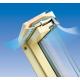 FAKRO FTP-V U3 01 Pine 55 x 78cm Centre Pivot Roof Window