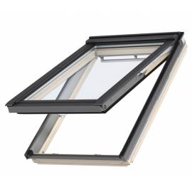 VELUX GPL 78 x 98cm Pine Top Hung Roof Window MK04 3050