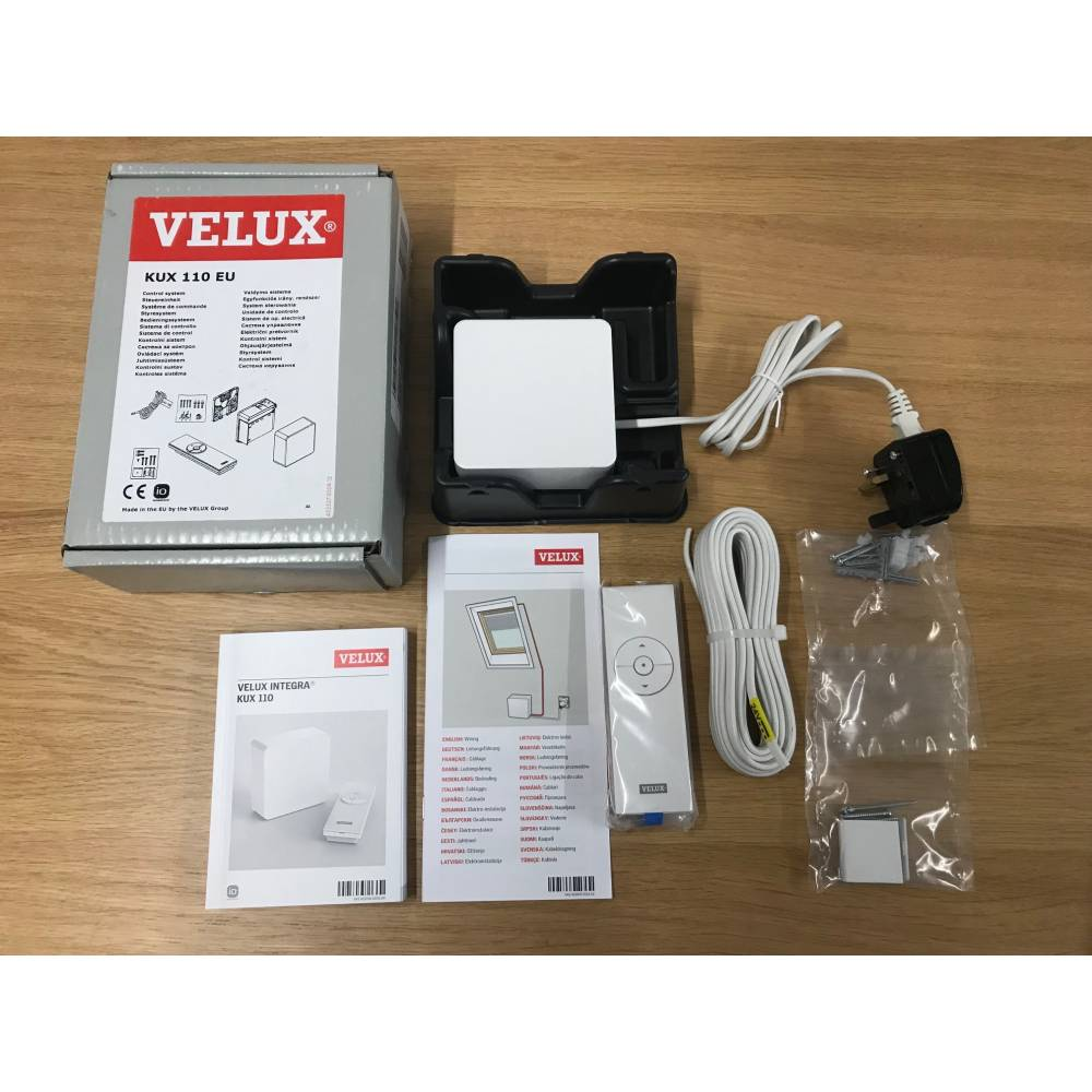 Velux Kmg 100k Kux 110 Electric Conversion Kit For Velux