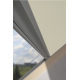 Roller Blinds ORF 66cm x 98cm for all OptiLight Windows Beige/Blackout