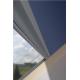 Roller Blinds ORF 55cm x 78cm for all OptiLight Windows Navy Blue/Blackout