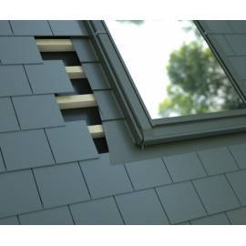 SLATE Flashing Kit 55cm x 98cm for Sunlux model OK, OKE, OKW, OKEW