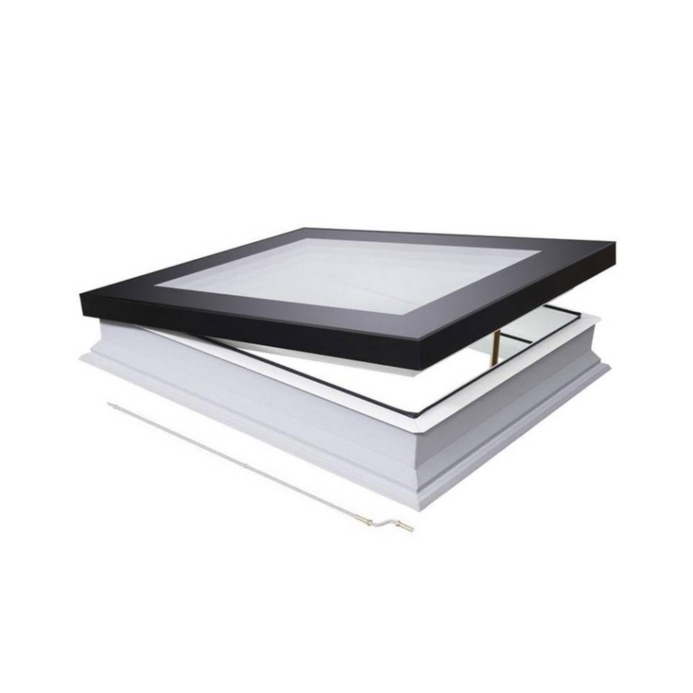 Fakro Dmf 60cm X 60cm Manual Flat Roof Window Amp Kerb
