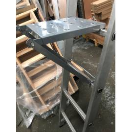 Aluminium Ladder Step Platform