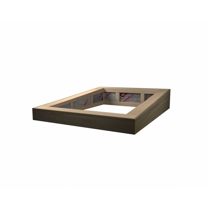 Timber Upstand Kerb for Our Flat Glass Rooflights