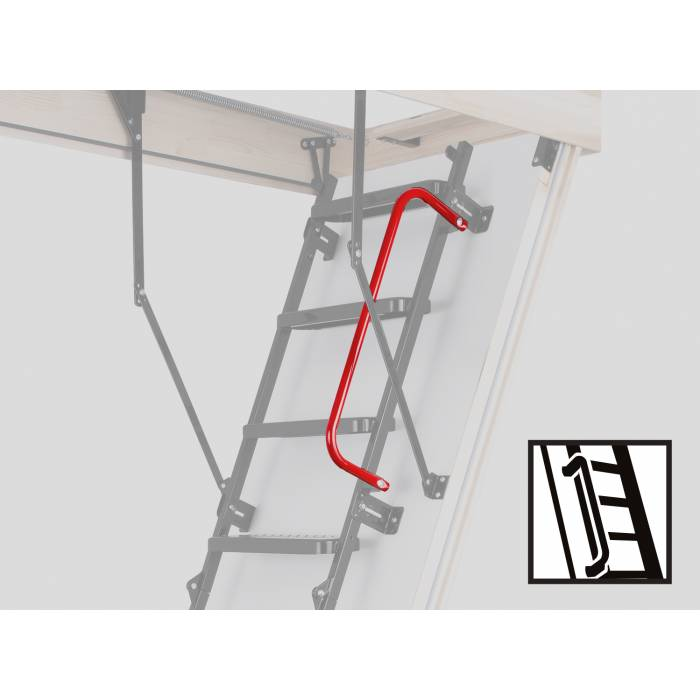 Handrail for Steellux and New Termo loft ladders