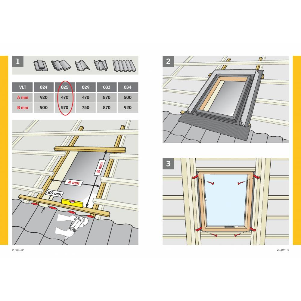 Velux Reference intérieur velux vlt 45cm x 55cm side hung skylight access roof window - sunlux