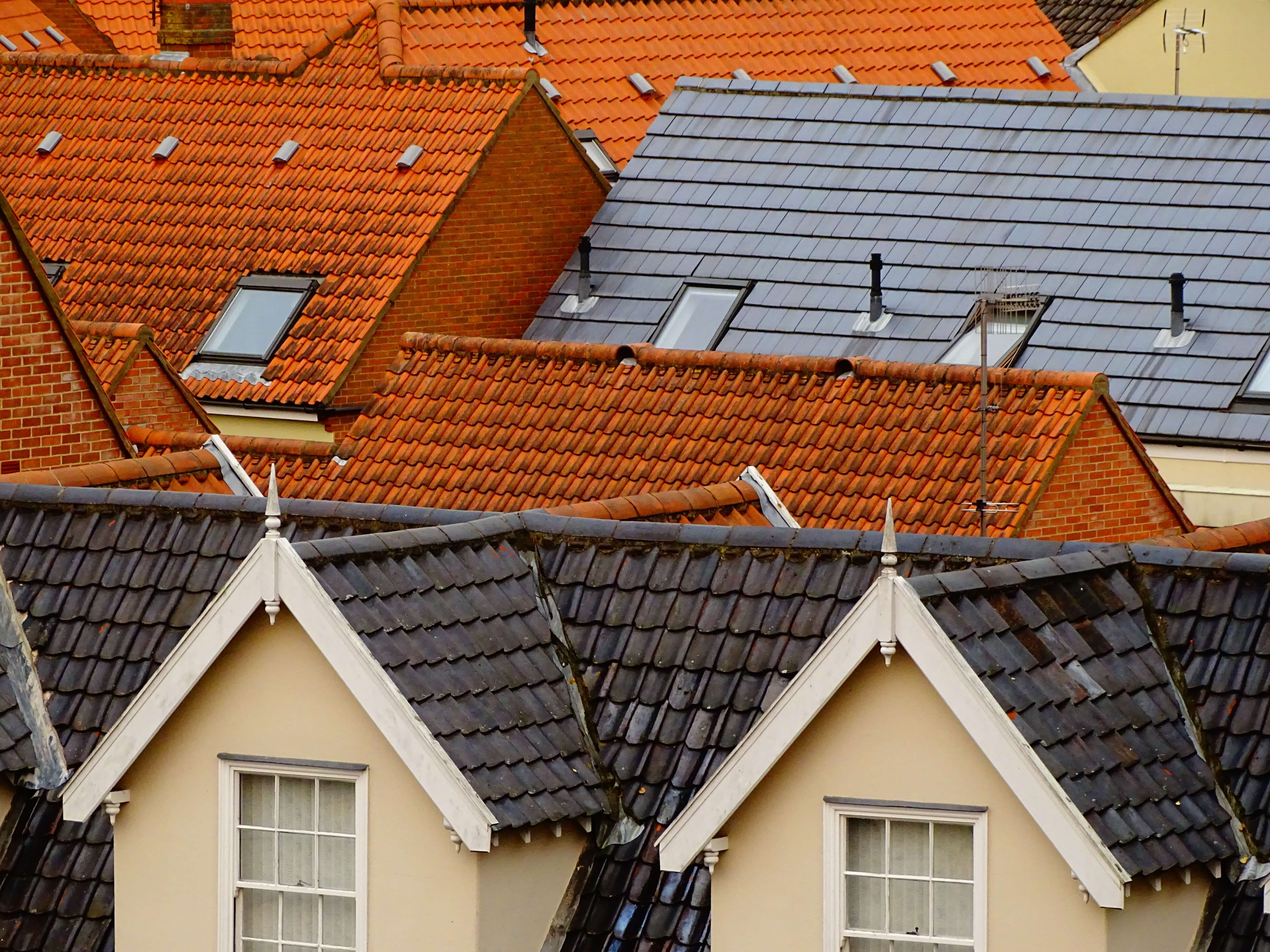 Velux windows for minimum pitch roofs - Sunlux Roof ...