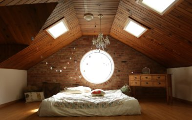 Differences between a roof window, rooflight and a skylight