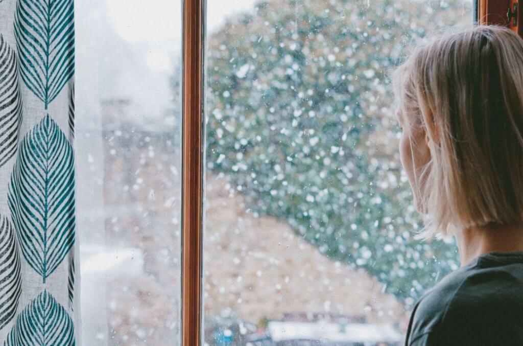 windows during winter